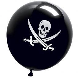 Ballons Piratenschatz, 8 Stk.