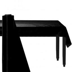 Kunststoff-Tischrolle schwarz, 30 m