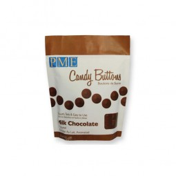 Candy Buttons Schokolade, 24 Stk.