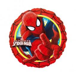 Folienballon Spiderman, 1 Stk.