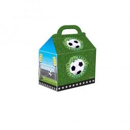 Geschenkboxen Fussball, 4 Stk.