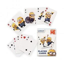Jumbo Spielkartenset Minions, 1 Stk.