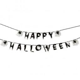 Girlande Happy Halloween, 1 Stk.