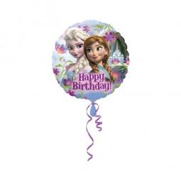 Folienballon Frozen / Die Eiskönigin Sommer, 1 Stk.