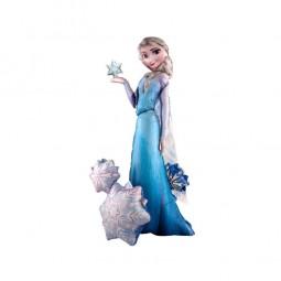 Airwalker Folienballon Elsa Frozen / Die Eiskönigin, 1 Stk.