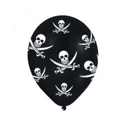 Ballons Pirat, 6 Stk.