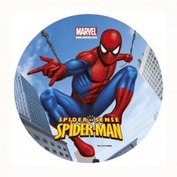 Tortenaufleger Spiderman, 1 Stk.
