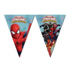 Wimpelkette Spiderman, 1 Stk.