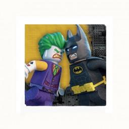 Servietten LEGO Batman, 20 Stk.