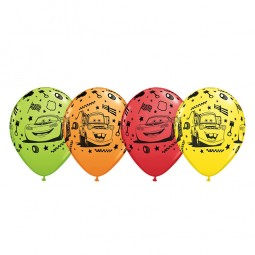 Ballons Cars, 25 Stk.