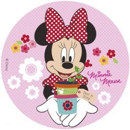 Tortenaufleger Minnie Maus, 1 Stk