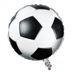 Folienballon Fussball, 1 Stk.