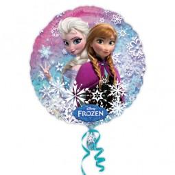 Folienballon Frozen / Die Eiskönigin Alpine, 1 Stk.