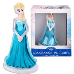 Kuchendekoration Figur Elsa Frozen / Die Eiskönigin, 1 Stk.