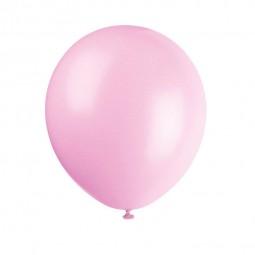 Luftballons rosa, 10 Stk.