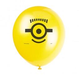 Luftballons Minions, 8 Stk.