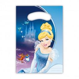 Partytüten Cinderella, 6 Stk.