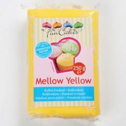 Rollfondant Gelb, 250 g