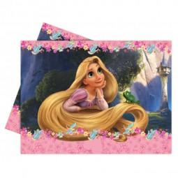 Tischdecke Kindergeburtstag. Rapunzel