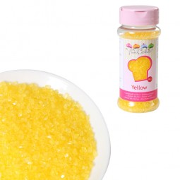 Zuckerstreusel Gelb, 80 g