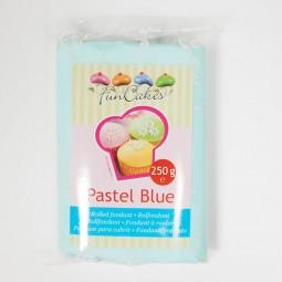 Rollfondant Pastellblau, 250 g