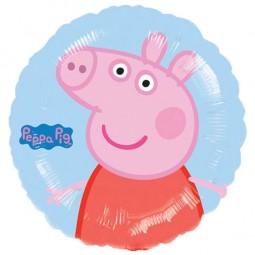 Folienballon Peppa Pig, 1 Stk.